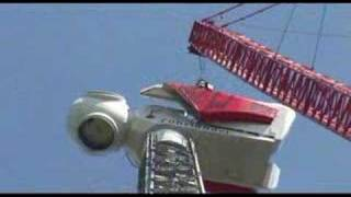 The worlds highest wind turbine FL 2500