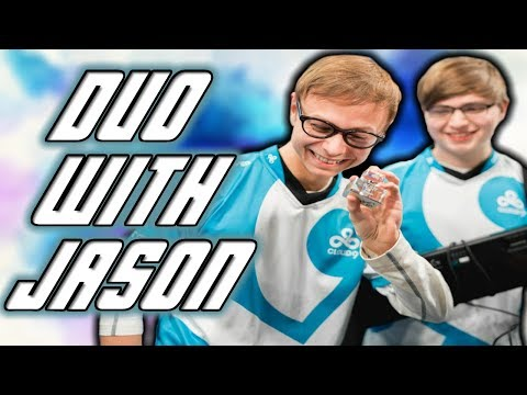 """Duo with Jason (Starring Sneaky Playing """"ADC"""" Brand)"""