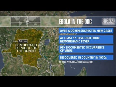 Ebola outbreak turns deadly in Congo