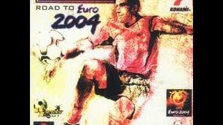 Winning Eleven Road To Euro 2004