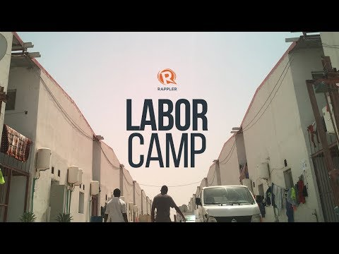 WATCH: Inside Qatar's labor camp