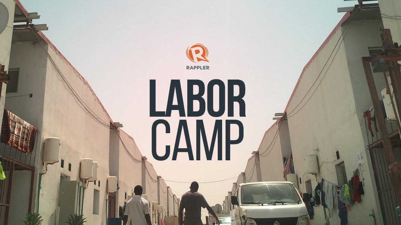 WATCH: Inside Qatar's labor camp