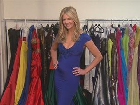 Watch Nancy O'Dell Find the Perfect GG Dress!