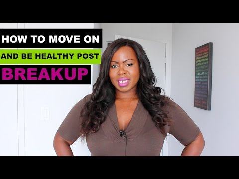 🌸 How To Let Go & Move On After A Breakup 7 Step Process| Self-Love Master Class ™ #98  #SelfLove