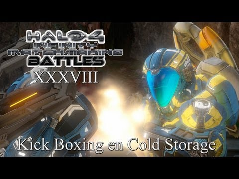 Infinity MM Battles 38:Kick Boxing en Cold Storage