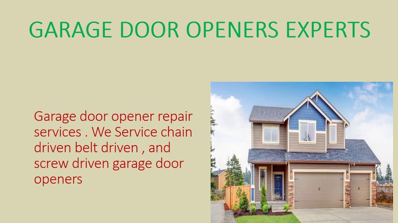 Be Sure Door Opener Be Sure Door Opener In Park City Ut Youtube