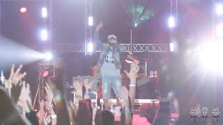PRhyme live @ #HipHopKemp2015 [DJ Premier & Royce Da 5