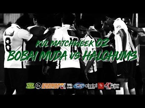 Bobai Muda: Klang Valley League 2018 Bobai Muda vs Halqhums FC