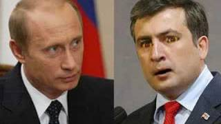 Саакашвили Путину ясно по-русски объяснил!