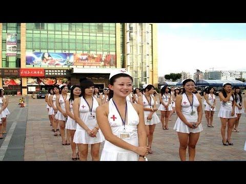 7 Hal Unik Yang Hanya Ada Di Cina !!! Ada Jasa Menyusui Orang Dewasa