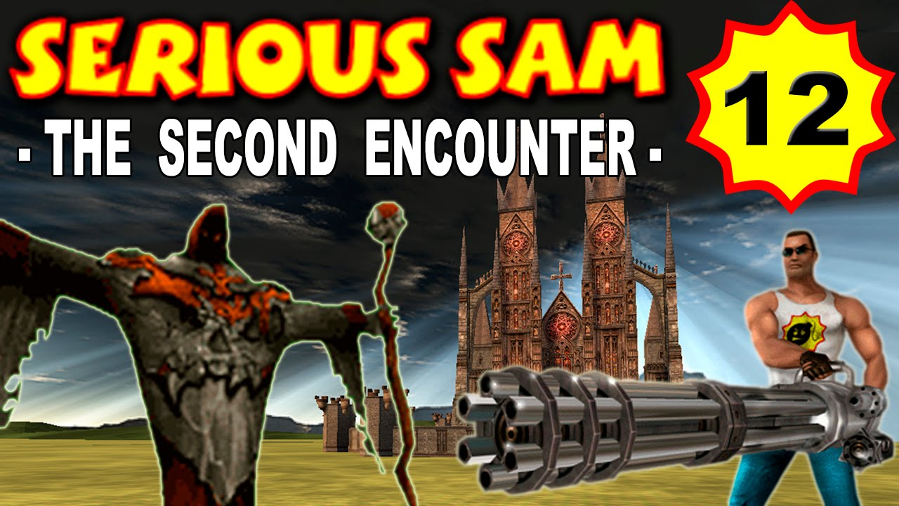 Download free encounter patch sam second serious shooter