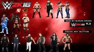 WWE 2K16 Mod V3 (WR3D MOD) (Root)