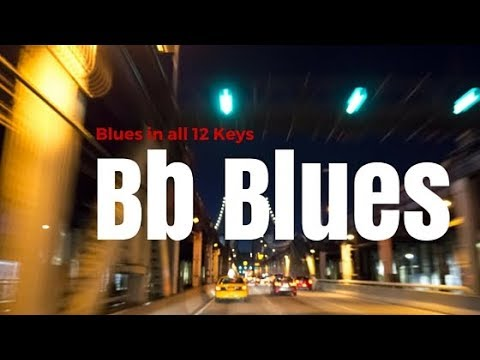 Bb Blues (Play-Along)