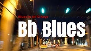 Скачать Bb Blues Play Along