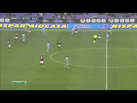 Kevin Strootman vs Lazio (Jan 2015)