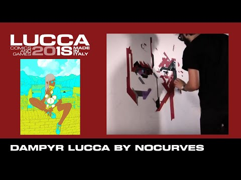 [Lucca Comics & Games] Dampyr Lucca by NoCurves