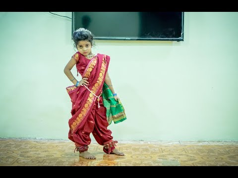 Lavani Dance By | Divya Hindurao |small Girl| Aala Thandicha Mahina