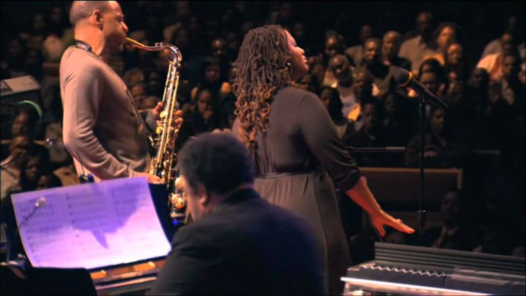 Kirk Whalum and Lalah Hathaway - He´s Been Just that Good