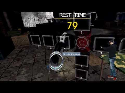 《The Survival Test VR: Defend To Death》3.0 Walkthrough