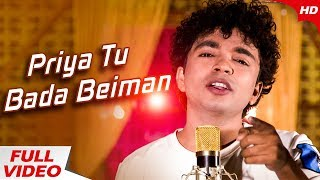 Priya Tu Bada Beiman | New Odia Sad Song | Mantu Chhuria | Sidharth Music