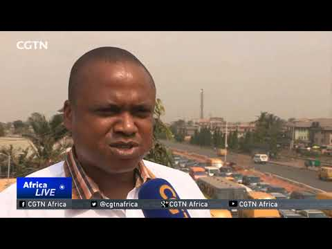 Fast growth, massive traffic jams a challenge to Lagos
