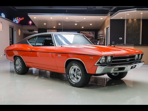 1969 Chevrolet Chevelle SS For Sale - YouTube