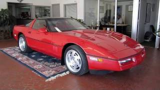 1990 Chevrolet Corvette ZR1 Start Up, Exhaust, In Depth Review, and Test Drive (Video #800)