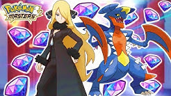 POKE FAIRS ARE BACK! CYNTHIA & GARCHOMP SUMMONS LIVE! | Pokemon Masters