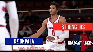 2019 NBA Draft Junkies Profile  KZ Okpala - Offensive Strengths