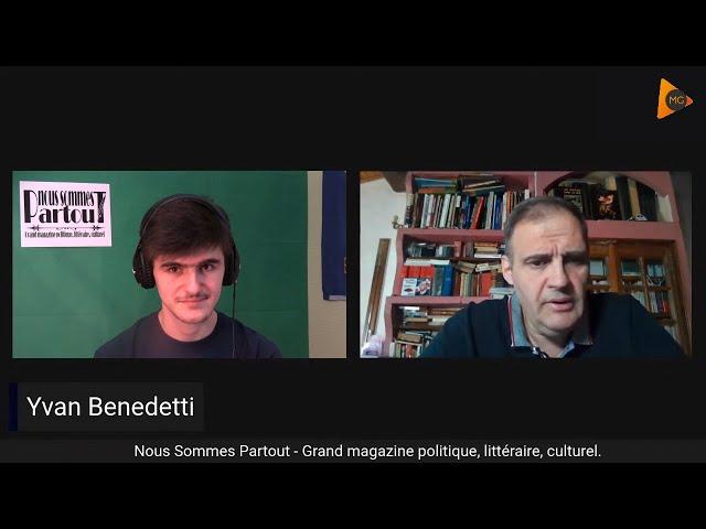 Yvan Benedetti : «Dans notre camp, nous sommes beaucoup trop divisé» (Interview)