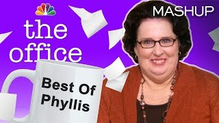Phyllis The Office Extra