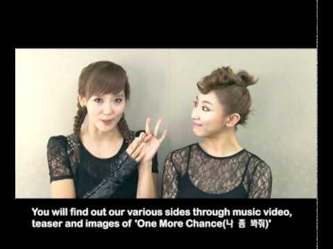 The GRACE-DANA&SUNDAY 천상지희-다나&선데이_One More Chance Smartphone Album App_INTERVIEW