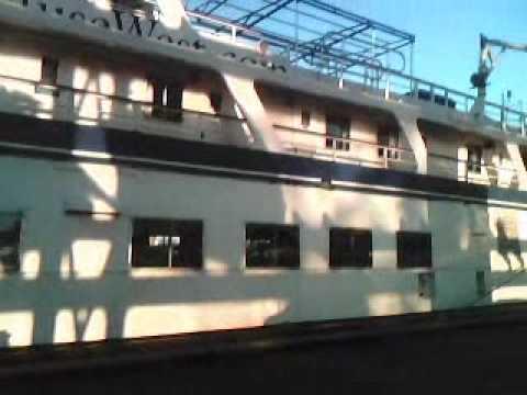 Spirit Of Yorktown Tour Of Dinning Room Galley And Crew Quarters - Cruise ship yorktown