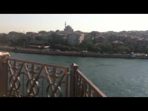 Bosphorus tour, Istanbul