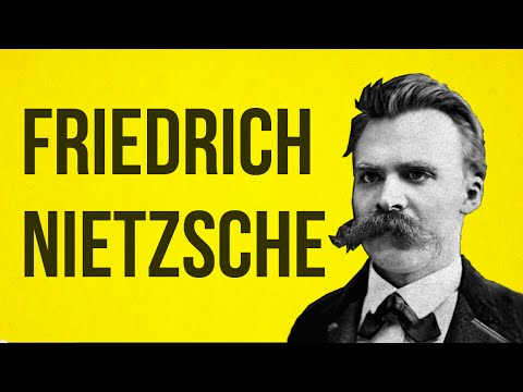 An Animated Introduction to Friedrich Nietzsche's Life & Thought