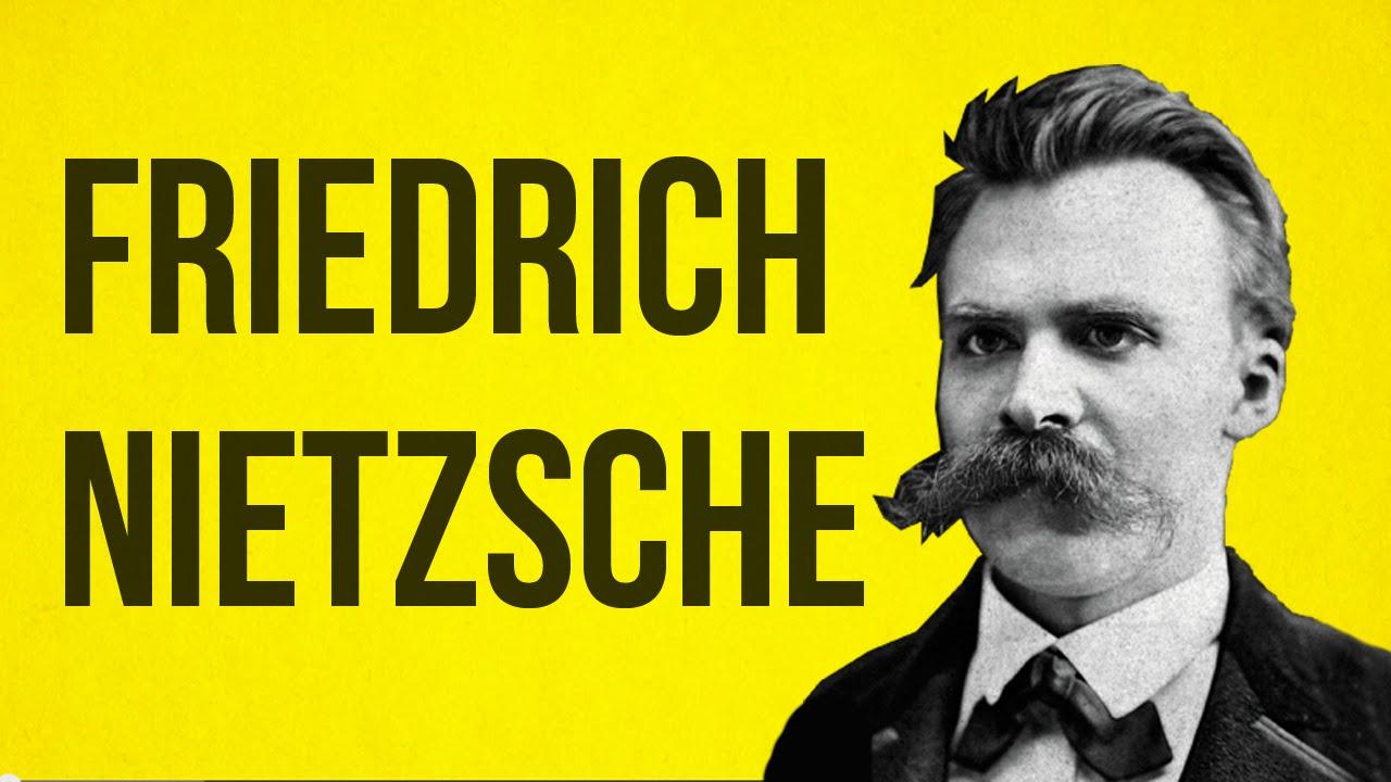 PHILOSOPHY - Nietzsche - YouTube