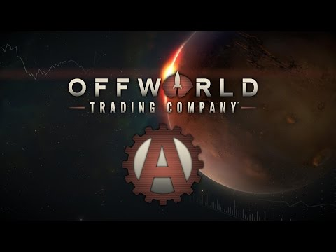 Offworld Trading Company Let's Play - HD Gameplay [Sponsored