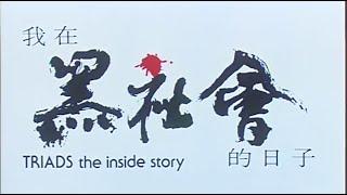 [Trailer] 我在黑社會的日子 ( Triads The Inside Story )
