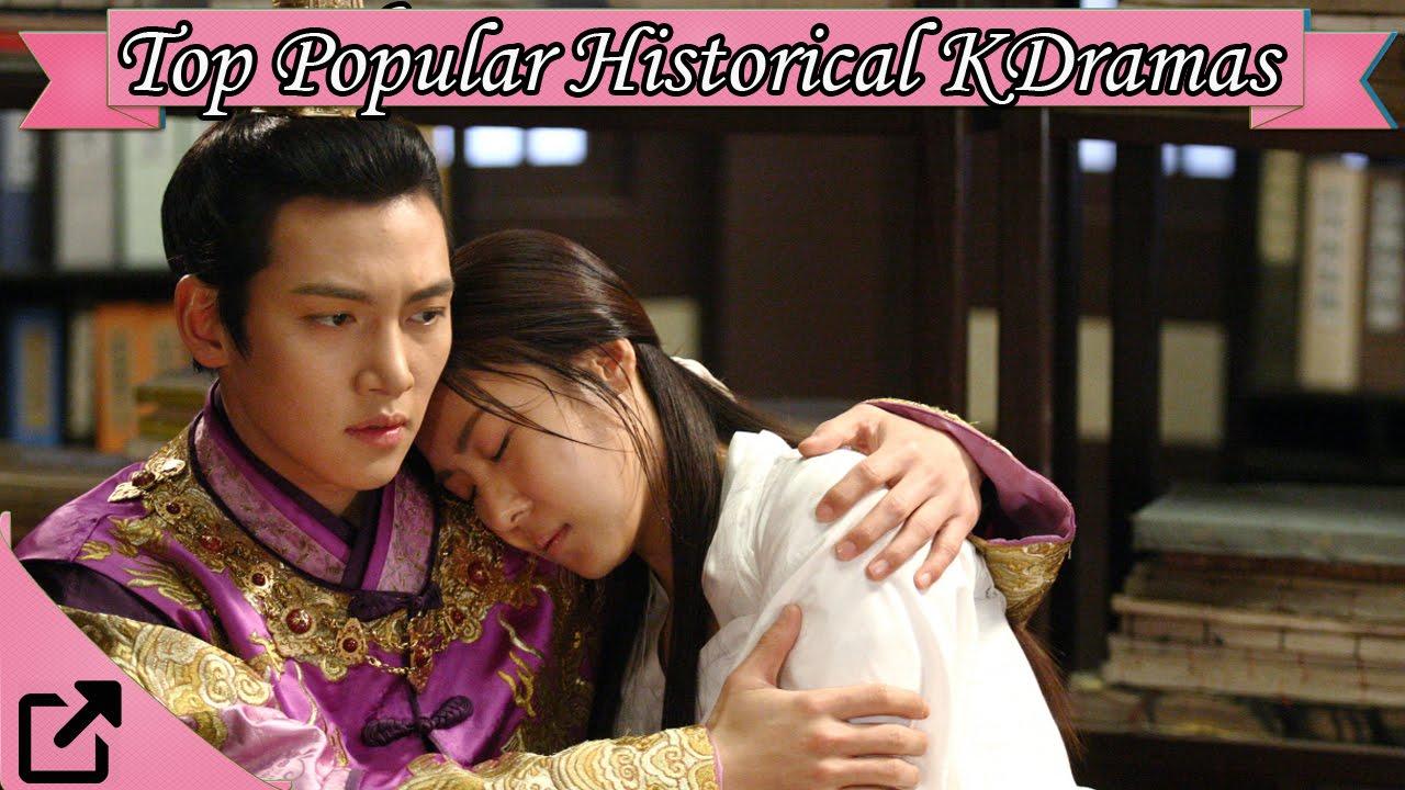 Top 25 Popular Historical Korean Dramas 2016 (All The Time)