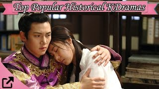 Video Top 25 Popular Historical Korean Dramas 2016 (All The Time) download MP3, 3GP, MP4, WEBM, AVI, FLV Agustus 2018