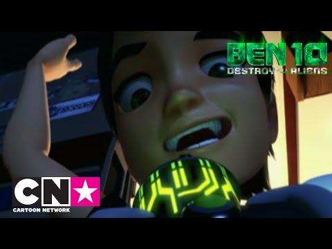 Трейлер | Бен 10: Крушение пришельцев | Cartoon Network