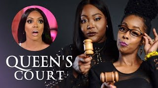 Porsha Williams Sentenced On The Queens Court | Hilarious 😂