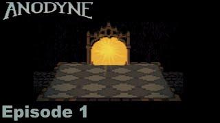Anodyne, Episode 1: janitor closet