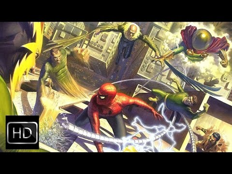 The Sinister Six   2016