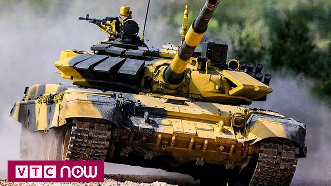 Tank Biathlon 2018: Kíp tăng Việt Nam tự phá kỷ lục | VTC Now