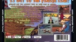 Woody Woodpecker Racing (PS1) Gamerip music/soundtrack - 03. Race Karts
