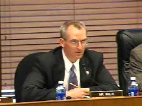Hearing: The National Oceanic and Atmospheric Administration (NOAA) Fiscal Year 2008 Budget Proposal