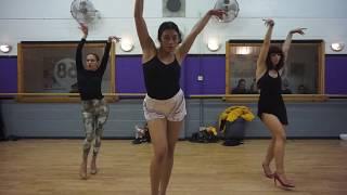 bossy by kelis choreography by belen leroux