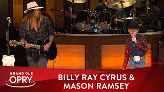 """Download Billy Ray Cyrus & Mason Ramsey - """"Old Town Road"""" 