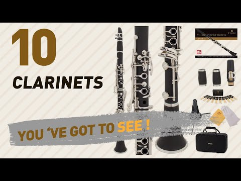 Clarinets, Top 10 Collection // New & Popular 2017